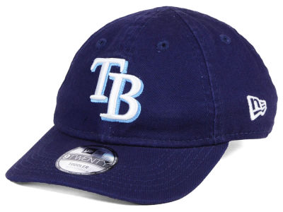 Tampa Bay Rays New Era MLB Jr On-Field Replica 9TWENTY Cap