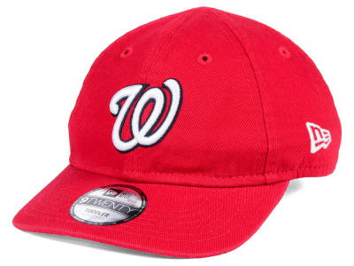 Washington Nationals New Era MLB Jr On-Field Replica 9TWENTY Cap