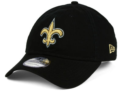 New Orleans Saints New Era NFL Core Shore 9TWENTY Strapback Cap