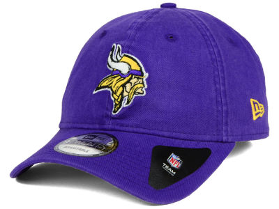 Minnesota Vikings New Era NFL Core Shore 9TWENTY Strapback Cap