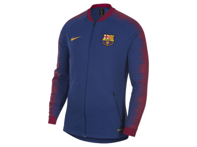 FC Barcelona Nike Men s Club Team Anthem Jacket 15bd3dd3d5e