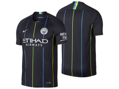 Manchester City Nike Men's Club Team Away Stadium Jersey