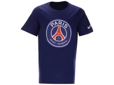Paris Saint-Germain Nike Youth Club Team Evergreen Crest T-shirt
