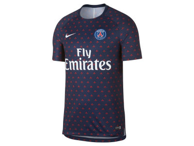 Paris Saint-Germain Nike Men's Club Team Dry Squad T-shirt