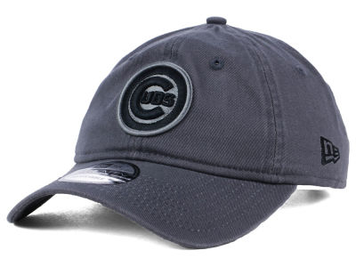 Chicago Cubs New Era MLB Graphite 9TWENTY Cap