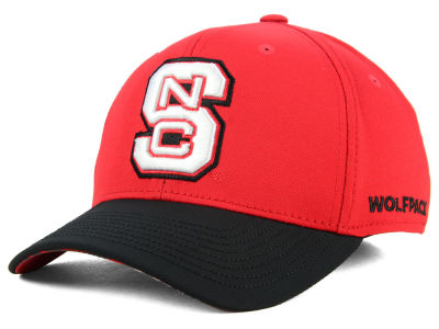 North Carolina State Wolfpack adidas 2018 NCAA Coaches Flex Cap