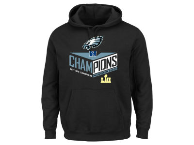 Philadelphia Eagles NFL Men's Conference Champ Destiny Drive Hoodie