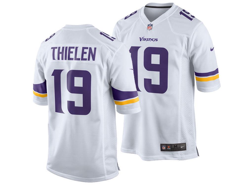 Minnesota Vikings Adam Thielen Nike NFL Men s Game Jersey. Minnesota  Vikings Adam Thielen Nike NFL Men s Game Jersey e8c3c49aa