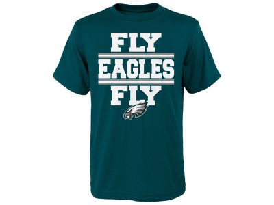 Philadelphia Eagles NFL Youth Playoff Verbiage T-Shirt
