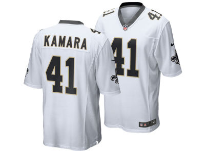 New Orleans Saints Alvin Kamara Nike NFL Men's Game Jersey