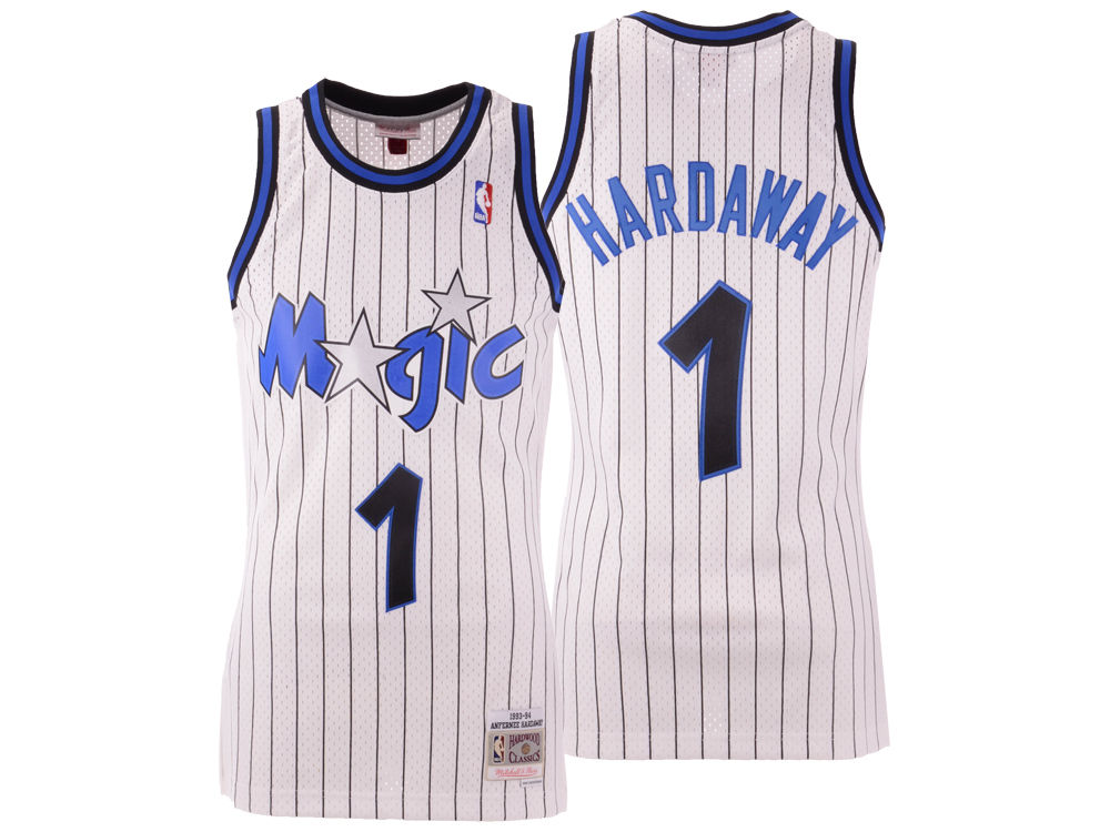 c735d2b8d Orlando Magic Penny Hardaway Mitchell   Ness NBA Men s Hardwood Classic  Swingman Jersey