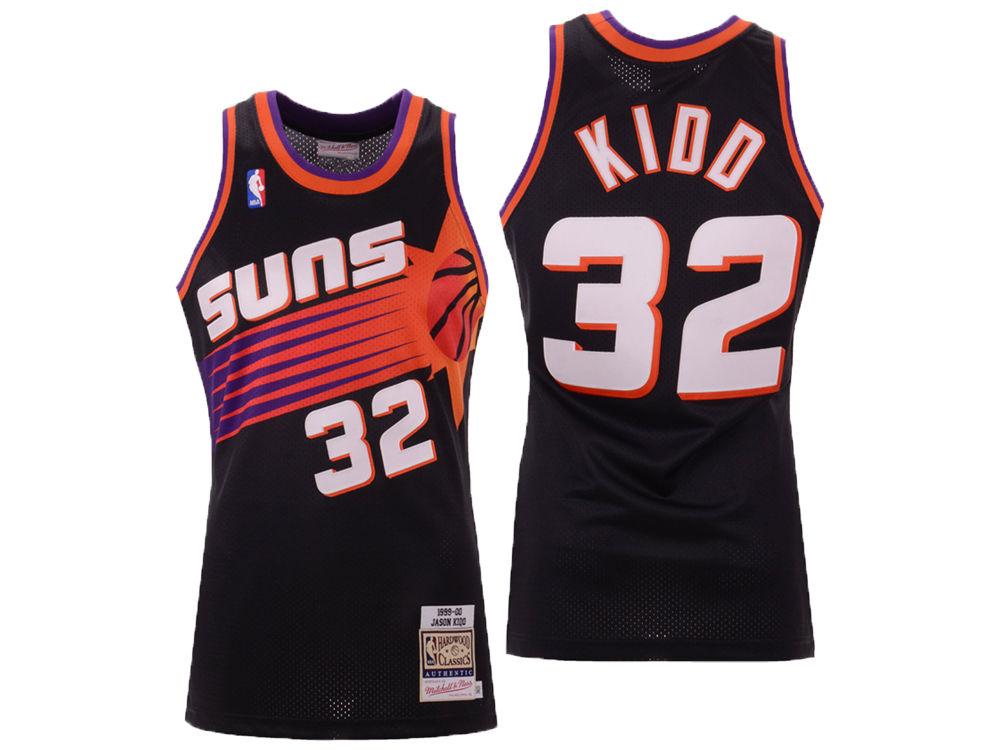 8edfbaf46 Phoenix Suns Jason Kidd Mitchell   Ness NBA Authentic Jersey