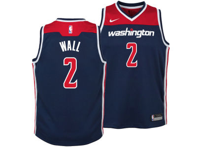 Washington Wizards John Wall Nike NBA Youth Statement Swingman Jersey