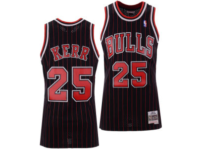 Chicago Bulls Steve Kerr Mitchell   Ness NBA Men s Hardwood Classic  Swingman Jersey 9fd6a2746