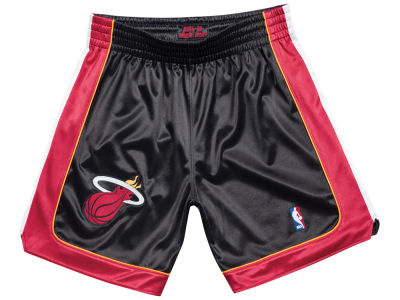 Miami Heat Mitchell & Ness NBA Men's Authentic NBA Shorts