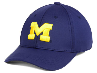 Michigan Wolverines Top of the World NCAA Youth Phenom Flex Cap
