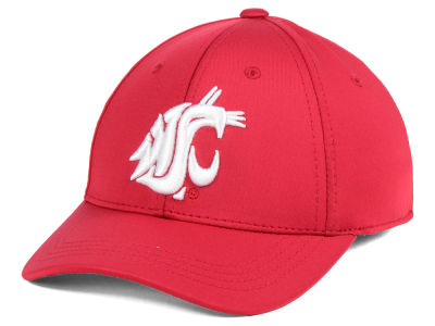 Washington State Cougars Top of the World NCAA Youth Phenom Flex Cap