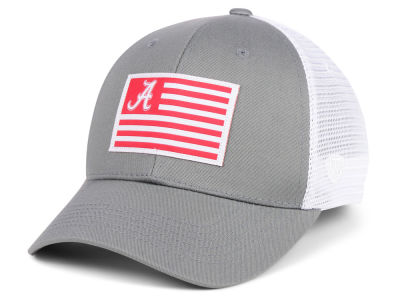 the latest 769a6 6ed05 ... official alabama crimson tide top of the world ncaa brave trucker cap  cff60 13631