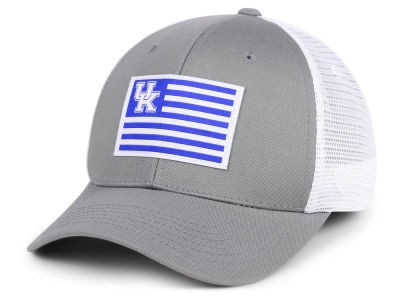 Kentucky Wildcats Top of the World NCAA Brave Trucker Cap