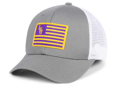 LSU Tigers Top of the World NCAA Brave Trucker Cap