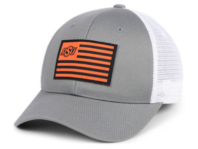 Oklahoma State Cowboys Top of the World NCAA Brave Trucker Cap