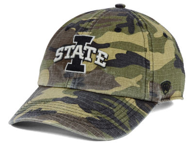 Iowa State Cyclones Top of the World NCAA Heroes Ripstop Cap