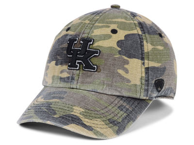 Kentucky Wildcats Top of the World NCAA Heroes Ripstop Cap