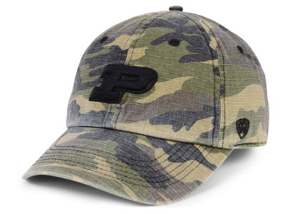 Purdue Boilermakers Top of the World NCAA Heroes Ripstop Cap