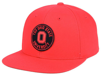 online store 0047a 75416 Top of the World NCAA Timey Snapback Cap Hats at OhioStateBuckeyes.com