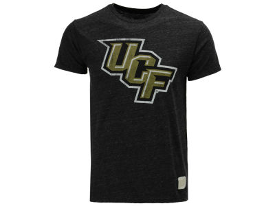 University of Central Florida Knights Retro Brand NCAA Men's Retro Logo Tri-blend T-Shirt