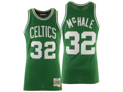 Boston Celtics Kevin McHale Mitchell & Ness NBA Men's Hardwood Classic Swingman Jersey