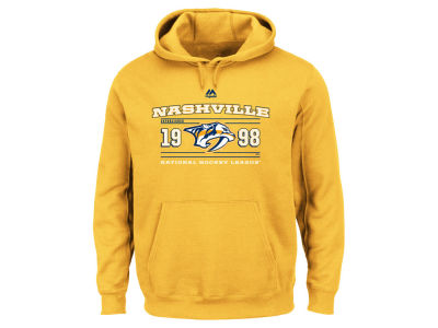 Nashville Predators Majestic NHL Men's Winning Boost Hoodie
