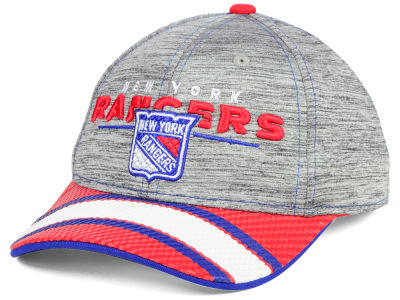 New York Rangers Outerstuff NHL Youth Second Season Player Cap
