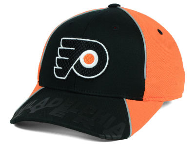 Philadelphia Flyers Outerstuff NHL Youth Second Season Draft Cap