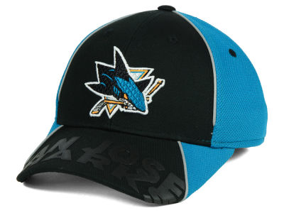 San Jose Sharks Outerstuff NHL Youth Second Season Draft Cap 7c43af073658