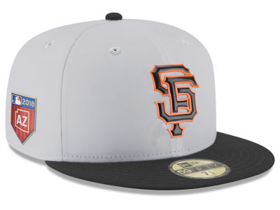 San Francisco Giants New Era 2018 MLB Spring Training Prolight 59FIFTY Cap