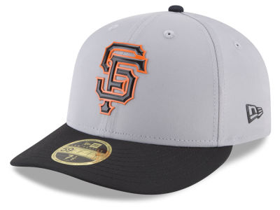 San Francisco Giants New Era MLB Batting Practice Prolight Low Profile 59FIFTY Cap