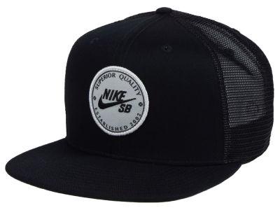 ba0576fda07 Nike SB Patch Trucker Cap