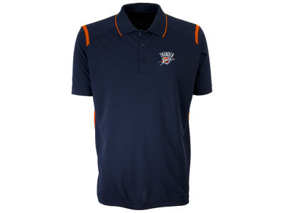 Oklahoma City Thunder Antigua NBA Men's Merit Polo