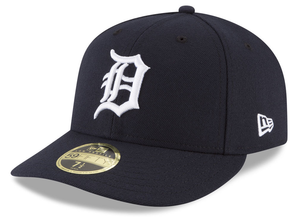 Detroit Tigers New Era MLB Low Profile AC Performance 59FIFTY Cap ... ceafb4f1e1e