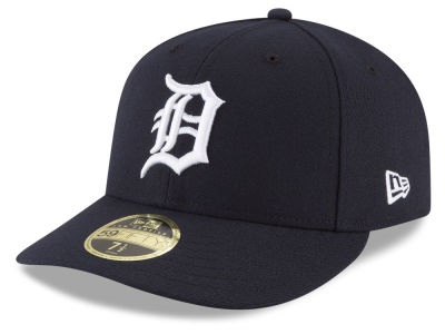 Detroit Tigers New Era MLB Low Profile AC Performance 59FIFTY Cap d35cff3faf68
