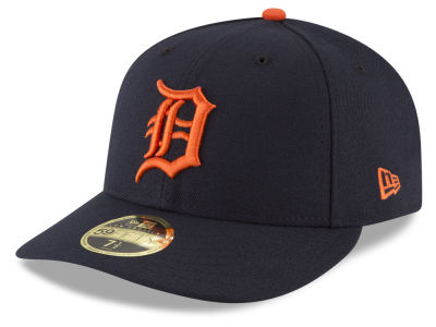 Detroit Tigers New Era MLB Low Profile AC Performance 59FIFTY Cap