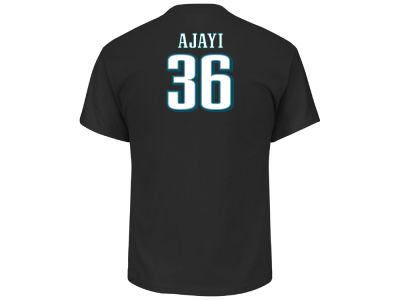 Philadelphia Eagles Jay Ajayi NFL Men's Super Bowl LII Bound Eligible Receiver Player T-Shirt