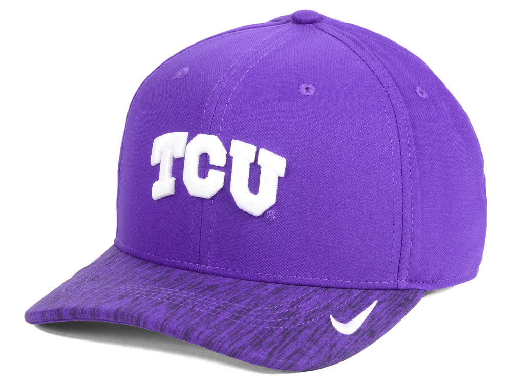 brand new 79b0a 2a6bc ... netherlands sweden texas christian horned frogs nike ncaa arobill  sideline cap 379ac 20775 82971 58bdd