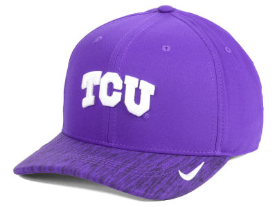 Texas Christian Horned Frogs Nike NCAA Arobill Sideline Cap