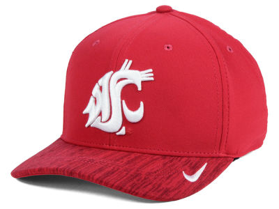 Washington State Cougars Nike NCAA Arobill Sideline Cap