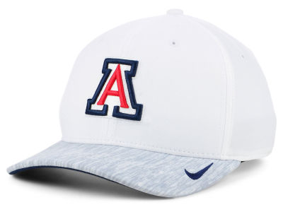 los angeles 9adcf 442ed ... new style arizona wildcats nike ncaa arobill swoosh flex cap 74c7f 17697