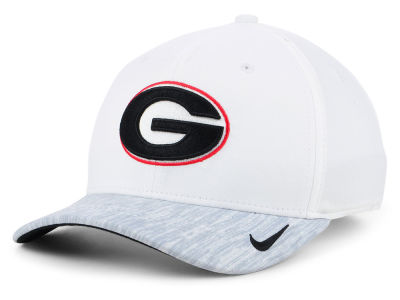 Georgia Bulldogs Nike NCAA Arobill Swoosh Flex Cap fe9e3550744d