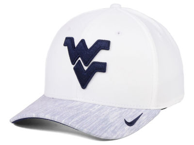 West Virginia Mountaineers Nike NCAA Arobill Swoosh Flex Cap