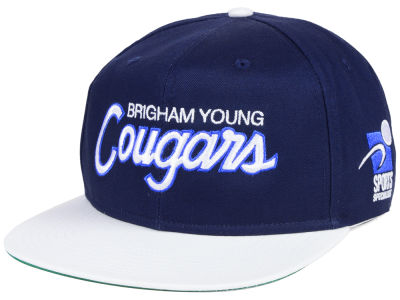 Brigham Young Cougars Nike NCAA Sport Specialties Snapback Cap